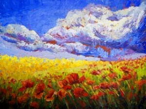 Meadow of Sunshine   by Kay wyne