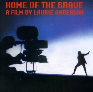 home of the brave LP cover